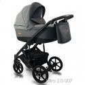 Детская коляска 2 в 1 Bexa Ultra 2.0 U07