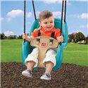 Качели подвесные Step2 Infant to Toddler Swing бирюзовые