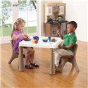 Детский столик и 2 стульчика Step2 Kitchen Table & Chairs