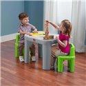 Детский столик и 2 стульчика Step2 Mighty my Size Table & Chairs