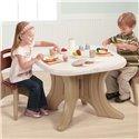 Детский столик и 2 стульчика Step2 Table & Chairs Set