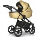 Детская коляска 3 в 1 Verdi Makan 03 Gold