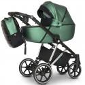 Детская коляска 3 в 1 Verdi Makan 04 Metallic Green