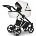 Детская коляска 3 в 1 Verdi Makan 08 Metallic White