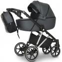 Детская коляска 3 в 1 Verdi Makan 09 Metallic Graphite