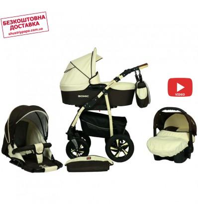 Детская коляска 3 в 1 Verdi Sonic 03