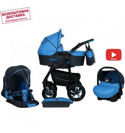 Детская коляска 3 в 1 Verdi Sonic 08