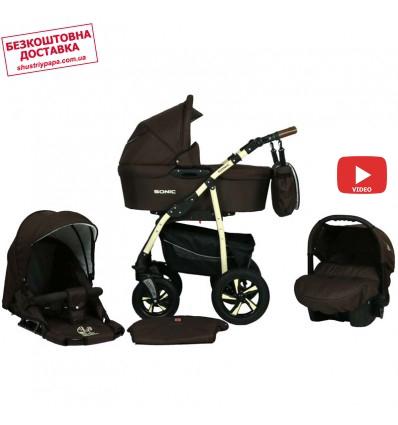 Детская коляска 3 в 1 Verdi Sonic 12