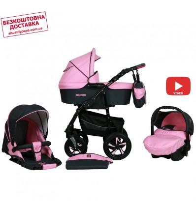 Дитяча коляска 3 в 1 Verdi Sonic 20