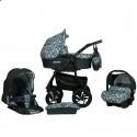Дитяча коляска 3 в 1 Verdi Sonic 42