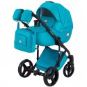 Детская коляска 2 в 1 Adamex Luciano Q-119