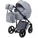 Детская коляска 2 в 1 Adamex Luciano Q-121CZ