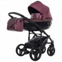 Детская коляска 2 в 1 Junama Saphire Eco 04 Bordo
