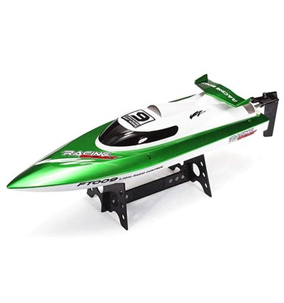 Катер на р/у 2.4GHz Fei Lun FT009 High Speed Boat зелений
