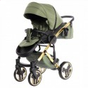 Детская коляска 2 в 1 Junama Saphire Eco 07 Green