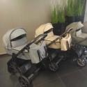 Детская коляска 2 в 1 Roan Next 03 Light Beige