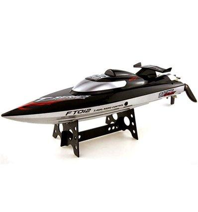 Катер на р/у 2.4GHz Fei Lun FT012 High Speed Boat бесколлекторный черный