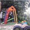 Дитячий спортивний комплекс для дому SportBaby BambinoWood Color