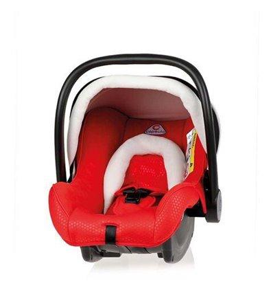 Автокресло детское Capsula BB0+ Mars Red, 0-13 кг