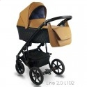 Детская коляска 2 в 1 Bexa Line 2.0 Eco L102