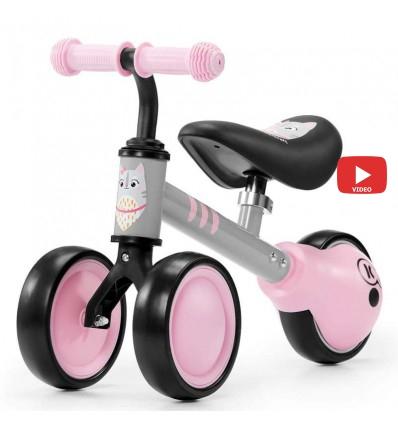 Беговел Kinderkraft Cutie pink