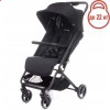 Детская прогулочная коляска 4Baby Twizzy Black