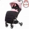 Детская прогулочная коляска 4Baby Twizzy Rose