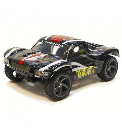Машинка шорт 1:18 Himoto Tyronno E18SC Brushed черный