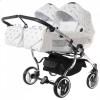 Универсальная коляска для двойни Junama Glow Duo 03