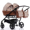 Универсальная коляска для двойни Tako Corona Duo Light 03