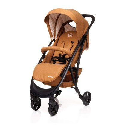 Детская прогулочная коляска 4Baby Smart Brown