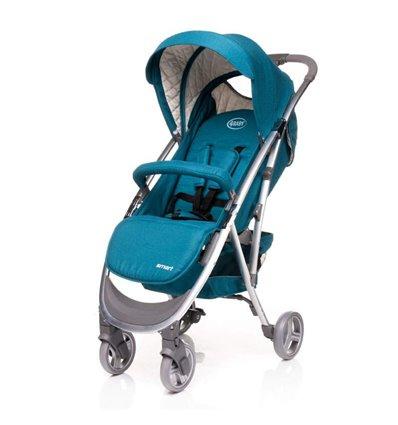 Детская прогулочная коляска 4Baby Smart Dark Turkus