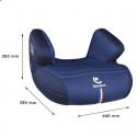 Автокресло детское Renolux Jet Ocean, 15-36 кг