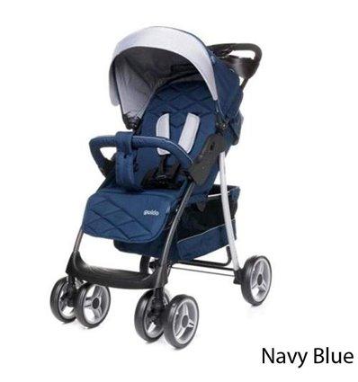 Дитяча прогулянкова коляска 4Baby Guido Blue
