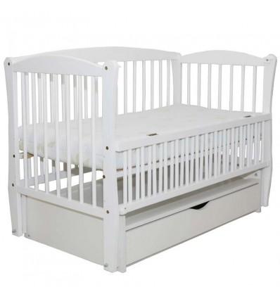 Детская кроватка Дубик-М Элит 2 белая