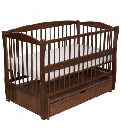 Детская кроватка Дубик-М Элит 2 орех