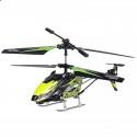 Вертоліт на Р/К WL Toys S929 з автопілотом зелений