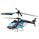 Вертоліт на Р/К WL Toys S929 з автопілотом синій