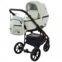 Дитяча коляска 2 в 1 Broco Smart Light Grey