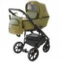 Детская коляска 2 в 1 Broco Smart Olive