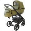 Дитяча коляска 2 в 1 Broco Smart Olive