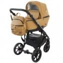 Детская коляска 2 в 1 Broco Smart Brown