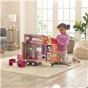 Ляльковий будиночок-причіп KidKraft Teeny House 65948
