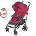 Детская прогулочная коляска Chicco Lite Way 3 Top Red Berry