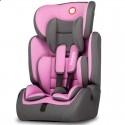 Автокресло детское Lionelo Levi Simple Candy Pink, 9-36 кг