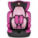 Автокресло детское Lionelo Levi One Candy Pink, 9-36 кг