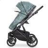 Детская коляска 2 в 1 Riko Montana 04 Dark Grey