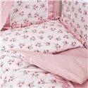 Детский постельный комплект Twins Romantic Spring 8 эл. TR-08 Flower Pink