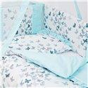 Детский постельный комплект Twins Romantic Spring 8 эл. TR-14 Butterfly Mint
