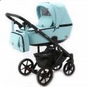 Детская коляска 2 в 1 Adamex Olivia SA-19